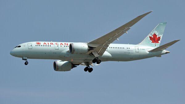 Boeing 787 Air Canada - Sputnik International