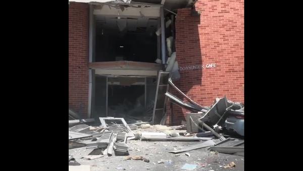 Emergency Crews Respond to Dorm Explosion at University of Nevada, Reno  - Sputnik International