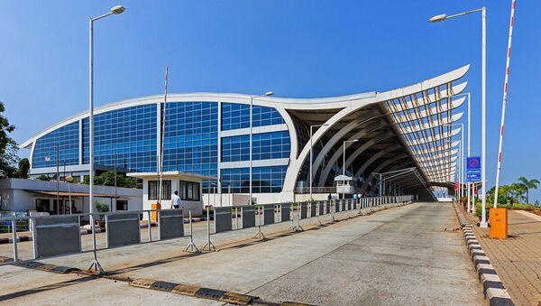 The Goa International Airport (aka Dabolim Airport) in Vasco da Gama (Goa), India - Sputnik International