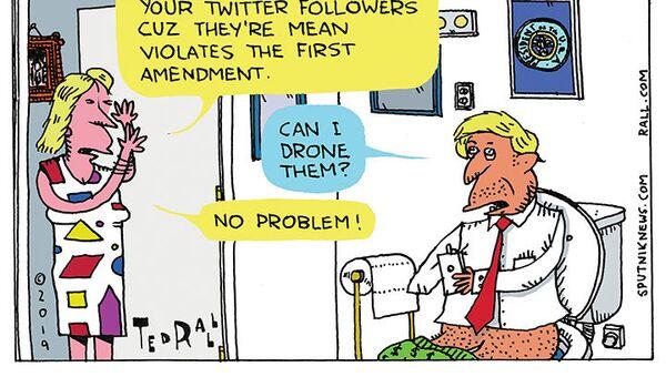 Free Speech & Tweets - Sputnik International