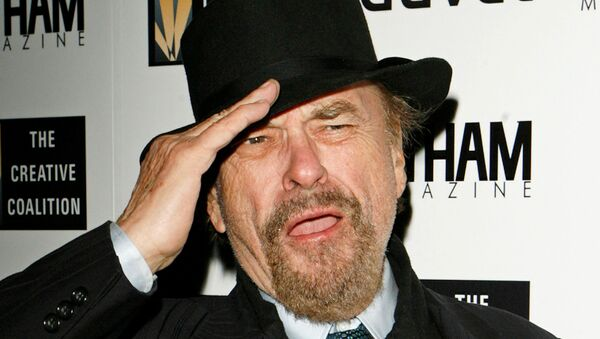 Actor Rip Torn arrives to attend a Creative Coalition Awards Gala held to honor individuals for their commitment to champion social welfare issues in New York December 18, 2006 - Sputnik International