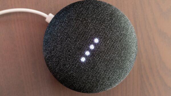Google Home Mini - Sputnik International