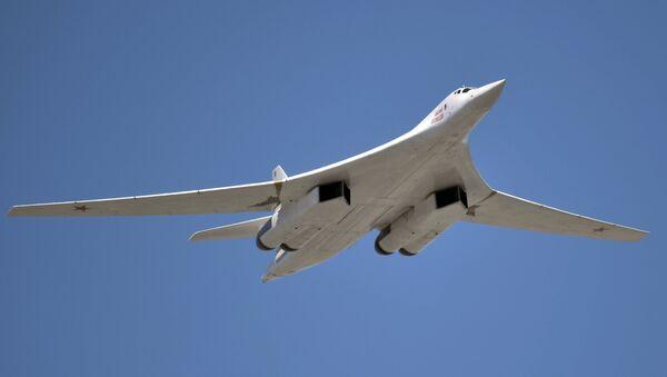 Tupolev Tu-160 Blackjack strategic bomber - Sputnik International