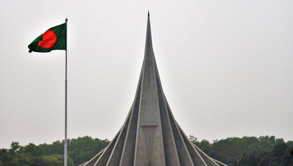 Bangladesh flag - Sputnik International
