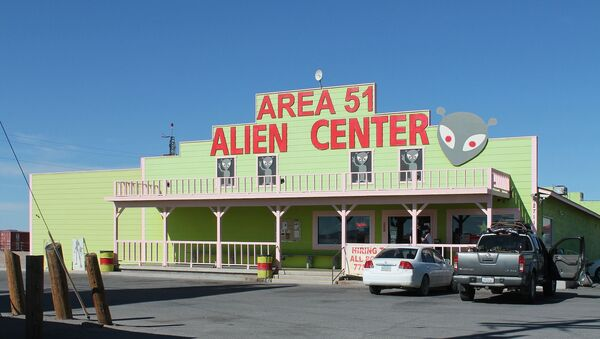 Area 51  - Sputnik International