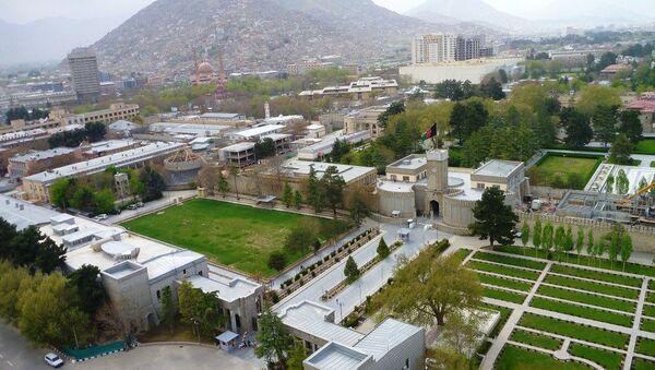 Presidential Palace - Kabul - Sputnik International