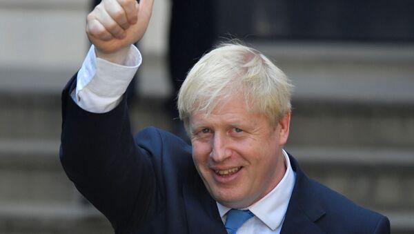 Boris Johnson - Sputnik International