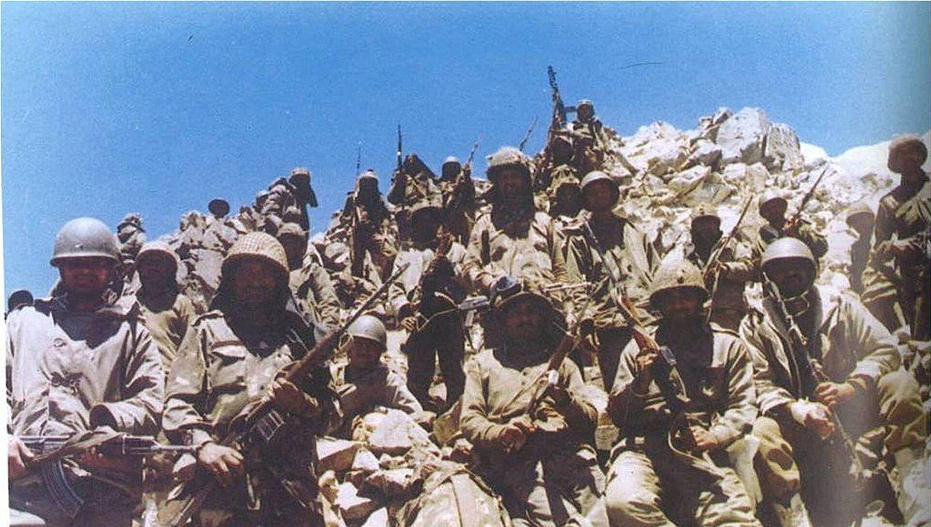 Indian soldiers in Batalik during the Kargil War - Sputnik International, 1920, 26.07.2021