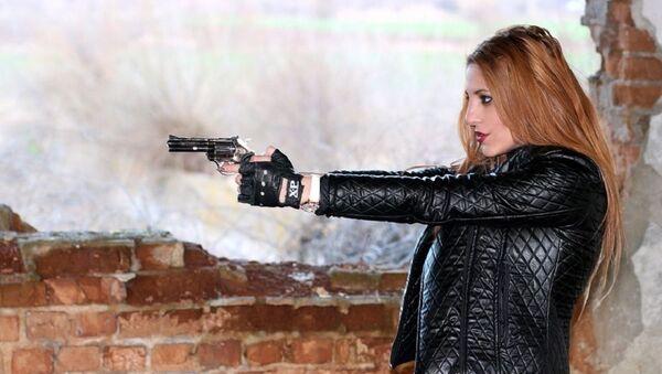 Blonde Gangster Pistol - Sputnik International