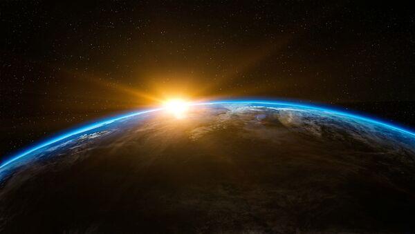 Sunrise over the Earth - Sputnik International