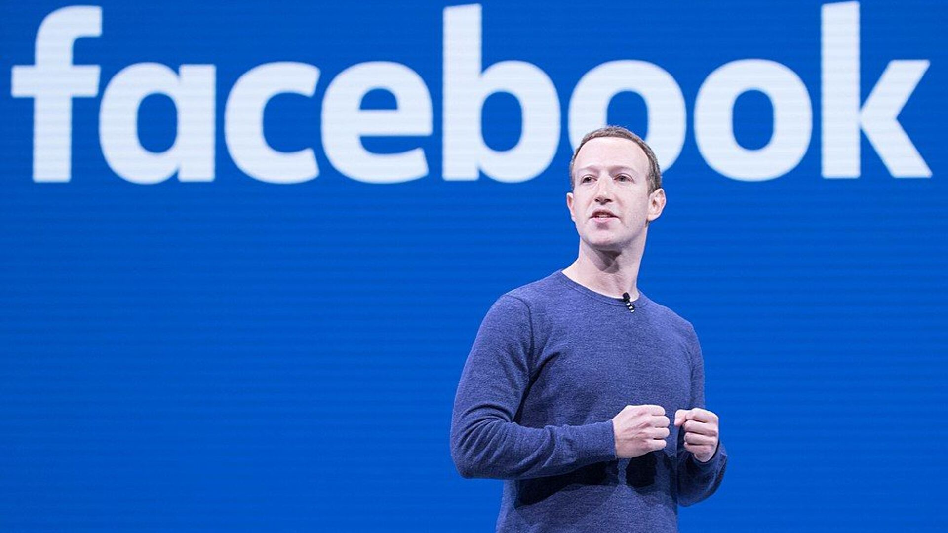 Mark Zuckerberg - Sputnik International, 1920, 14.10.2021