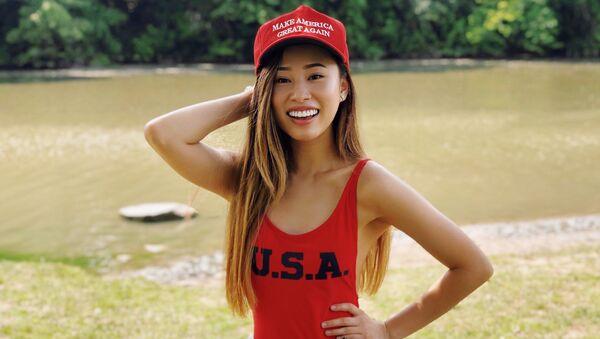 Kathy Zhu - Sputnik International