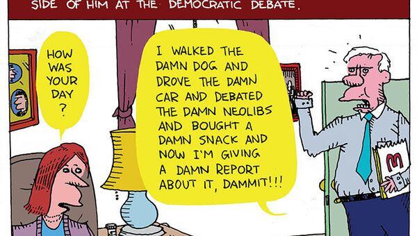 The 'Damn' Debate: Part One - Sputnik International