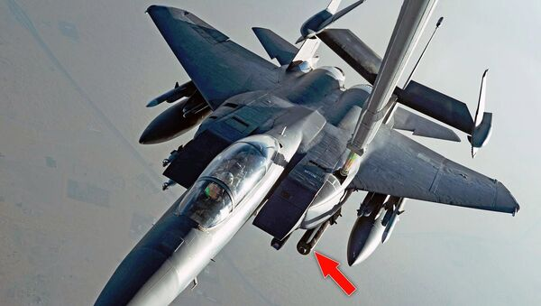 F-15Es  - Sputnik International