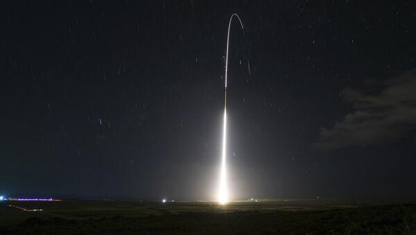 Missile launch - Sputnik International