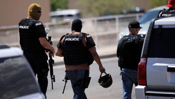 Police in Texas - Sputnik International