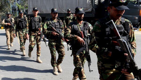 Pakistani soldiers (File) - Sputnik International