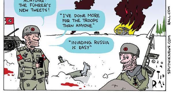Currency Manipulation & Aid Misappropriation  - Sputnik International