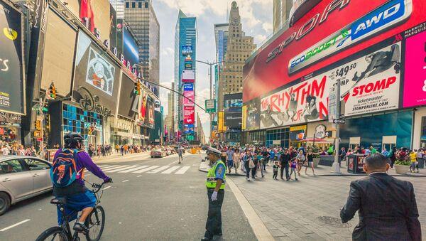 Times Square  - Sputnik International