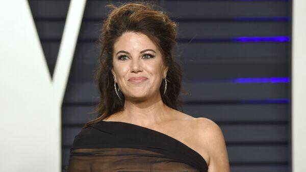Monica Lewinsky arrives at the Vanity Fair Oscar Party on Sunday, Feb. 24, 2019, in Beverly Hills, Calif. - Sputnik International