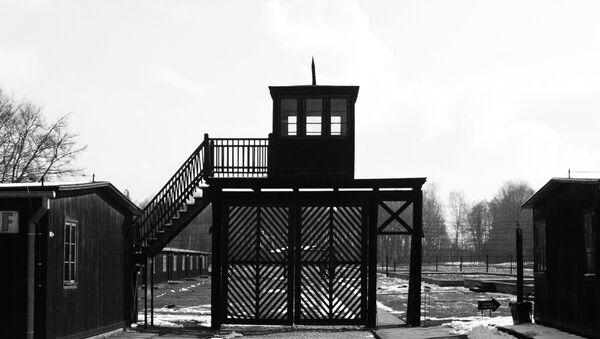 The Death Gate at the Stutthof Concentration Camp - Sputnik International