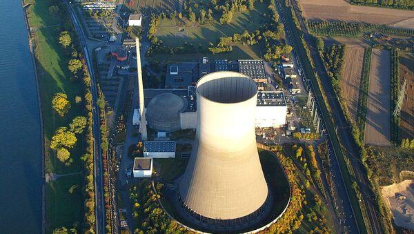 Mülheim-Kärlich nuclear power plant  - Sputnik International