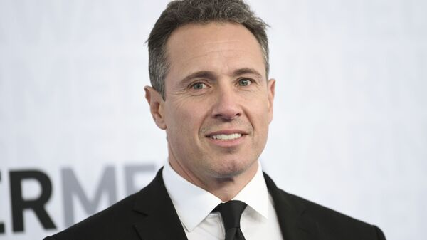 CNN news anchor Chris Cuomo attends the WarnerMedia Upfront at Madison Square Garden on Wednesday, May 15, 2019, in New York. - Sputnik International