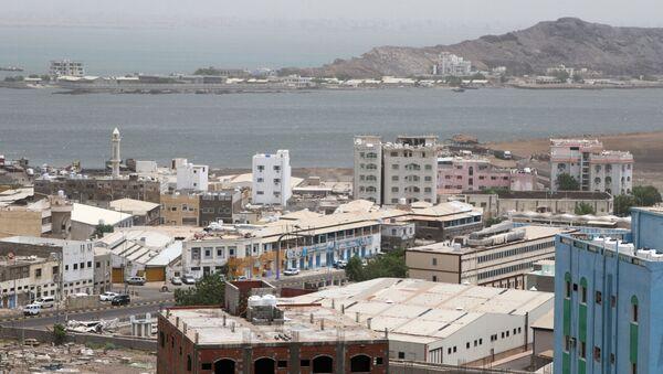 General view of Aden, Yemen, August 12, 2019 - Sputnik International