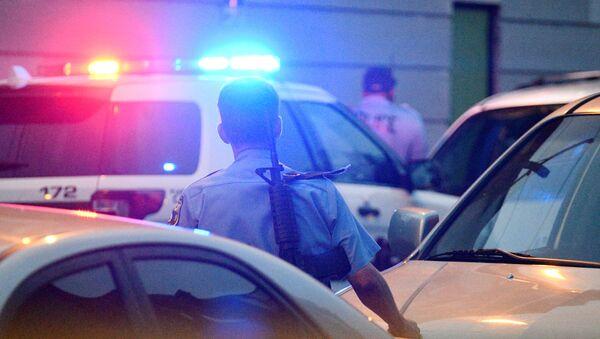 Active shooter situation in Philadelphia, Pennsylvania, U.S. August 14, 2019. REUTERS/Bastiaan Slabbers - Sputnik International