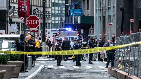 New York police - Sputnik International