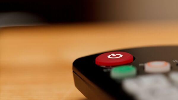TV remote control - Sputnik International