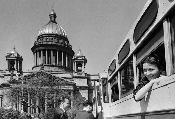 A Bridge to the Past: Rare Nostalgic Photos From the USSR - Sputnik International