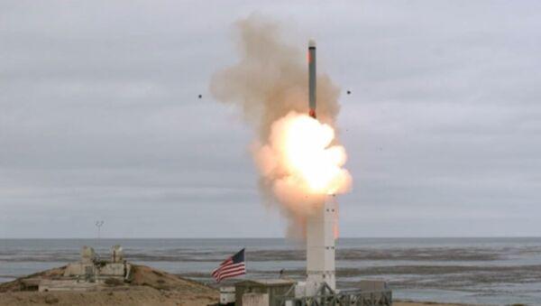 Cruise Missile Test - Sputnik International
