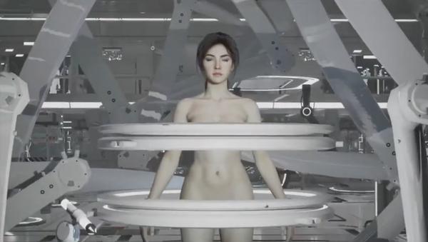 Virtual Mate is the world's first virtual intimacy system - Sputnik International