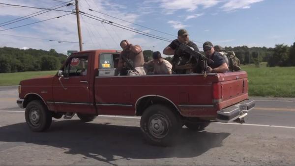 Special forces guerilla training in North Carolina, file photo. - Sputnik International