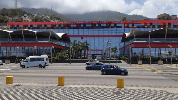 Bus Terminal La Guaira — Naiguatá — Caruao - Sputnik International