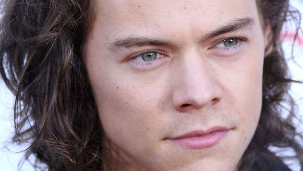 Harry Styles - Sputnik International