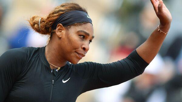 Serena Williams at France Tennis French Open - Sputnik International