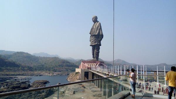 india's Statue of Unity - Sputnik International