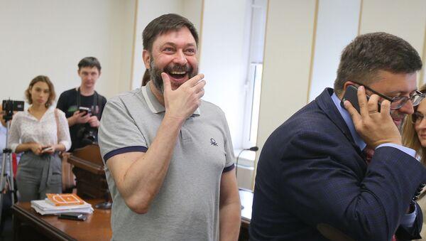 Kirill Vyshinsky - Sputnik International