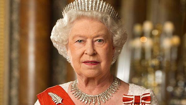 Queen Elizabeth II  - Sputnik International