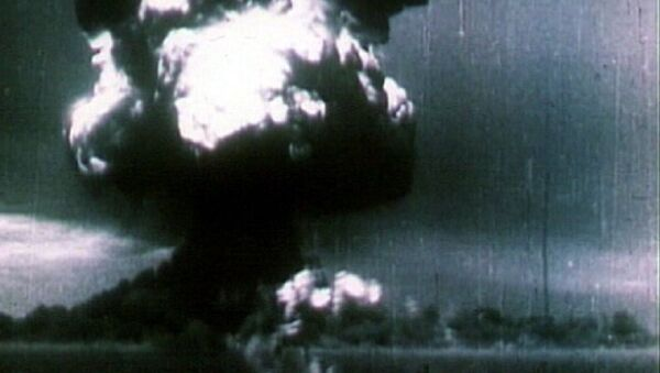 1949: Soviet Union's first nuclear bomb test - Sputnik International