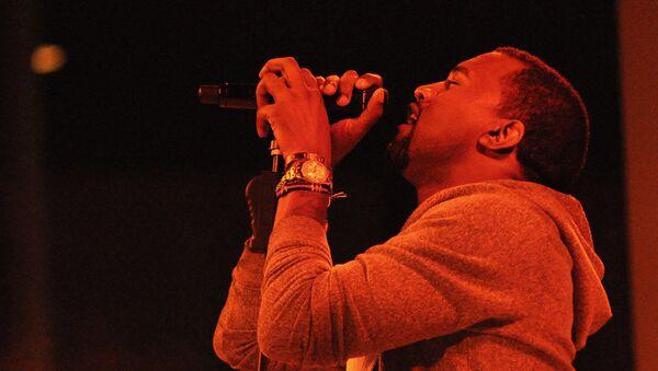 Kanye West - Sputnik International