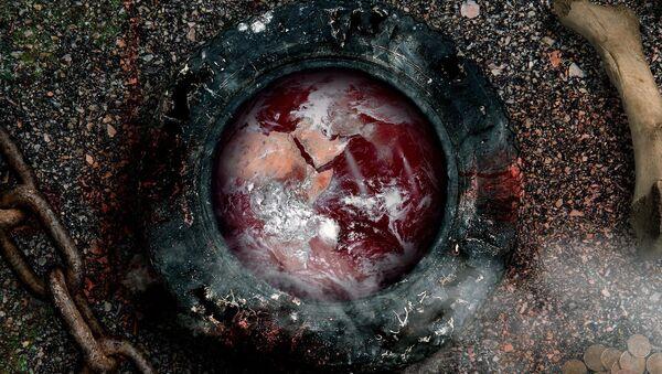 The end of the world  - Sputnik International