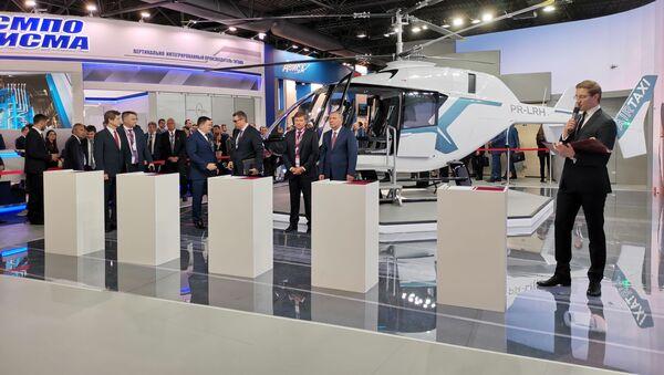 """Russian Helicopters"" - Sputnik International"