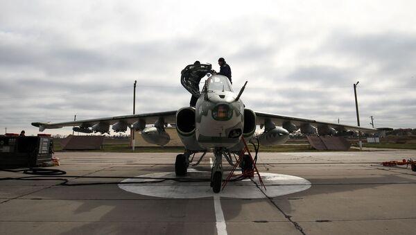 SU-25UB - Sputnik International