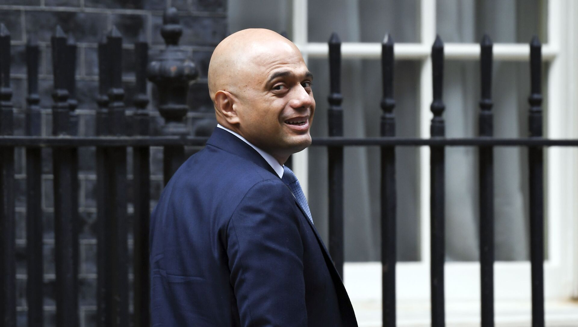 British Chancellor of the Exchequer Sajid Javid leaves 11 Downing Street in London, Wednesday, 4 September 2019 - Sputnik International, 1920, 09.07.2021