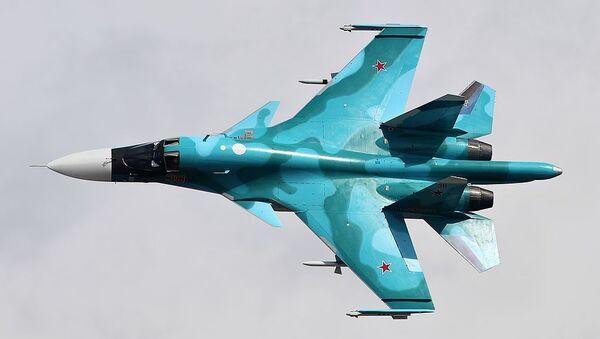 Su-34 - Sputnik International