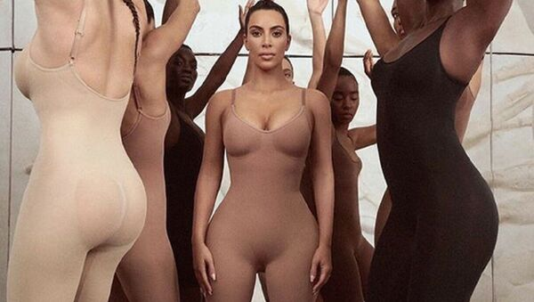 Kim Kardashian's new shapewear line SKIMS made $2 million in the first few minutes of the site going live, with almost every single product selling out. - Sputnik International