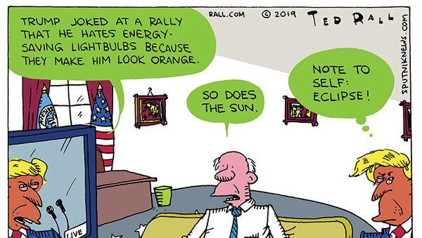Blame It On The Bulb  - Sputnik International